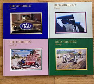 Automobile Quarterly Volume 38 Books 1-4 Box 3
