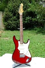 Aria Pro II Fullerton Strat Style Electric Guitar