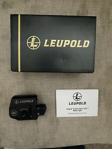 Leupold Carbine Optic(LCO) DISCONTINUED BY MANUFACTURER