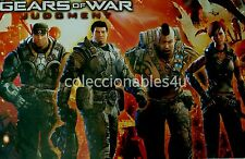 POSTER  22x33 gears of war judment video game
