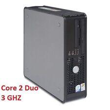 PC de bureau Dell 3 Go
