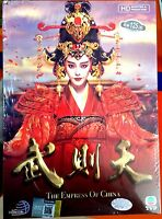 The Empress of China 武媚娘传奇 (Chapter 1 - 75 End) ~ All Region ~ Brand New & Seal