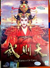 English Subtitle ~ The Empress of China 武媚娘传奇 (Chapter 1 - 75 End) ~ 15-DVD SET