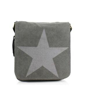 New 2021 Ladies Cross Body Messenger Bag Women Shoulder Bags Handbags Star Print