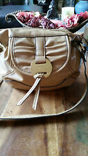 Relic brand by fossil tan messenger bag