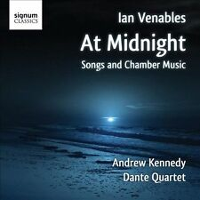 At Midnight: Songs and Chamber Music, New Music