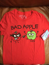 "DAVID & GOLIATH ""Bad Apple"" T-Shirt - Size L - NWT"