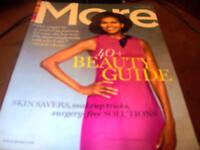More Magazine October 2008 Michelle Obama
