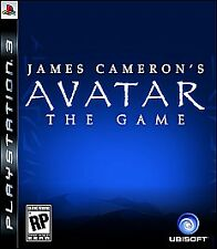 Avatar: The Game  (Playstation 3, 2009)