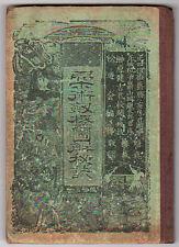 Jujutsu Kenbou Zukai Hiketsu by Matsunosuke Inoguchi 1898 on Cdrom