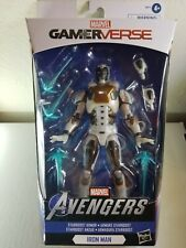 marvel legends gamerverse starboost iron man