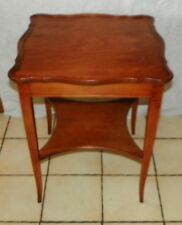Mahogany End Table / Lamp Table by Imperial of Grand Rapids  (T409)