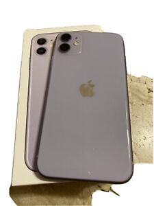 PURPLE 64GB APPLE IPHONE 11 - MWK52LL/A - SPRINT NETWORK