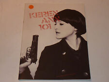 Keren Ann ZEIDEL 101 piano VOCAL guitar PARTITION sheet music SONGBOOK tab