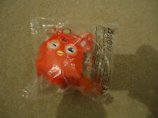 MAC DONALDS RED FURBY TOY
