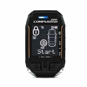 Compustar 2WT11R SS 2-Way 3-Mile Range Replacement DSS Remote REMOTE ONLY