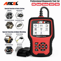 ABS SRS AIRBAG DPF EPB Oil Engine OBD2 Code Reader Diagnostic Tools Scanner