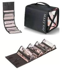 New Mary Kay Roll Up Cosmetic Bag Makeup Organizer Travel Hang Removable Pouches