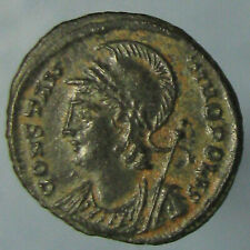 EF Constantinopolis Commemorative AE-3 from Antioch - SHARP COIN!