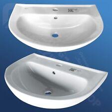 Ideal Standard Eurovit Waschbecken Waschtisch 55 x 44,5 cm, mit Hahnloch, weiß