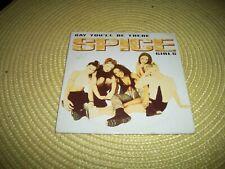CD 2 titres, spice girls, say you'll be there, en très bon état