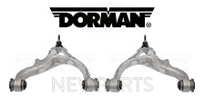 For Ram 1500 Pair Set of Front Driver & Passenger Lower Control Arms Dorman