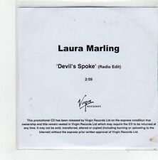 (FL875) Laura Marling, Devil's Spoke - DJ CD