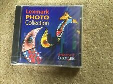 Lexmark Photo Collection CD rom