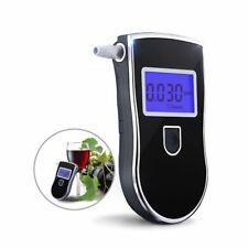 Alcohol Breath Tester Breathalyser Detector LCD Digital Brand analyzer Portable