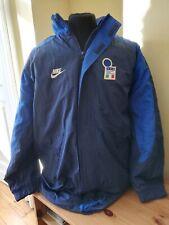 Italia Nazionale calcio jacket Nike L anni '90 Baggio Del Piero football vintage