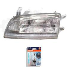 Halogen Headlight Left Suzuki Swift 2.89-96 H4 without Motor Incl. Lamps