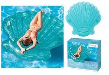 Intex 57255 Muschel Seashell 191x191cm Badeinsel Luftmatratze Schwimmliege