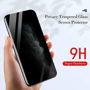 Anti Peep Tempered Glass Screen Protector for iPhone 12 Mini Pro Max Anti Spy