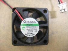 SUNON KDE0503PEV3-8 3007 30 x7mm Fan 5V 0.07A 2Pin 416