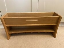 Mamas & Papas Ocean SOLID Oak Nursery SHELF IMMACULATE BABY CHILD MANCHESTER