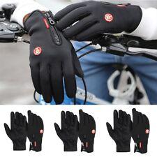 Women Men Winter Warm Gloves Windproof Thermal Touch Screen Mittens