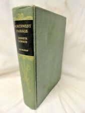 Northwest Passage Kenneth Roberts 1952 Latest American Edition