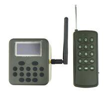 exterior caza Bird de quien llama MP3 jugadores 50w Altavoz Pantalla LCD con /
