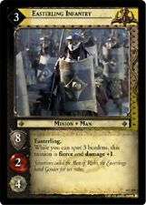 LOTR TCG Easterling Infantry x3 4C227 The Two Towers Lord of the Rings VF FOIL