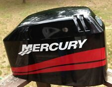Mercury outboard decals Optimax OR EFI, Saltwater, four stroke 25 hp - 225 HP