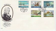 Fancy Cancel Sailing Used British First Day Covers