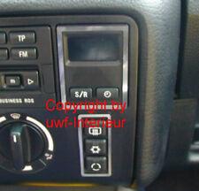 (Pe) Chrom Blenden Bordcomputer und NSW BMW E36 Compact