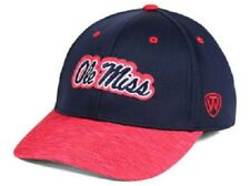"Ole Miss Rebels NCAA TOW ""Fable"" Stretch Fitted Hat"