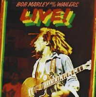 Bob Marley and The Wailers - Live! [CD]