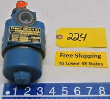 Fairey Arlon BV Filter 110V 6000PSI 414BAR #174A-3M35-14122 Element 170Z122