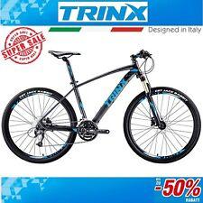 Mountainbike 26 pulgadas bicicleta trinx x1 Shimano 27. Gang Hydraulic 12.1kg Hardtail