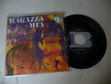 """GLI SCORPIONI"""" RAGAZZA MIA- disco 45 giri BENTLER It 1968"""" BEAT It"""