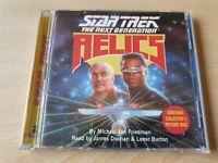 Star Trek: Next Generation: Relics 2CD Audiobook MJ Friedman