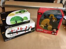 New Brio Pre School Bundle Toy Clearance Pull Along Toys & Pounding Bench