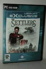 THE SETTLERS HERITAGE OF KINGS GIOCO USATO PC DVD VERSIONE ITALIANA GD1 51335